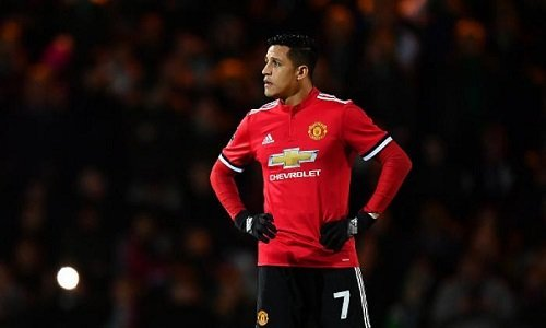 Sanchez would leave Man United