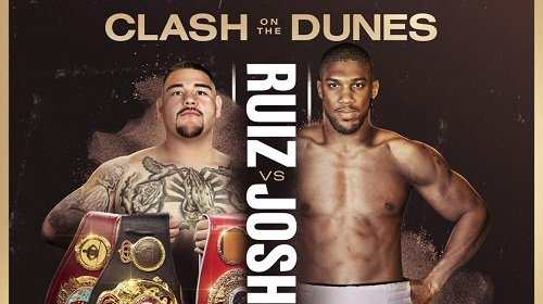 Joshua-Ruiz rematch fight