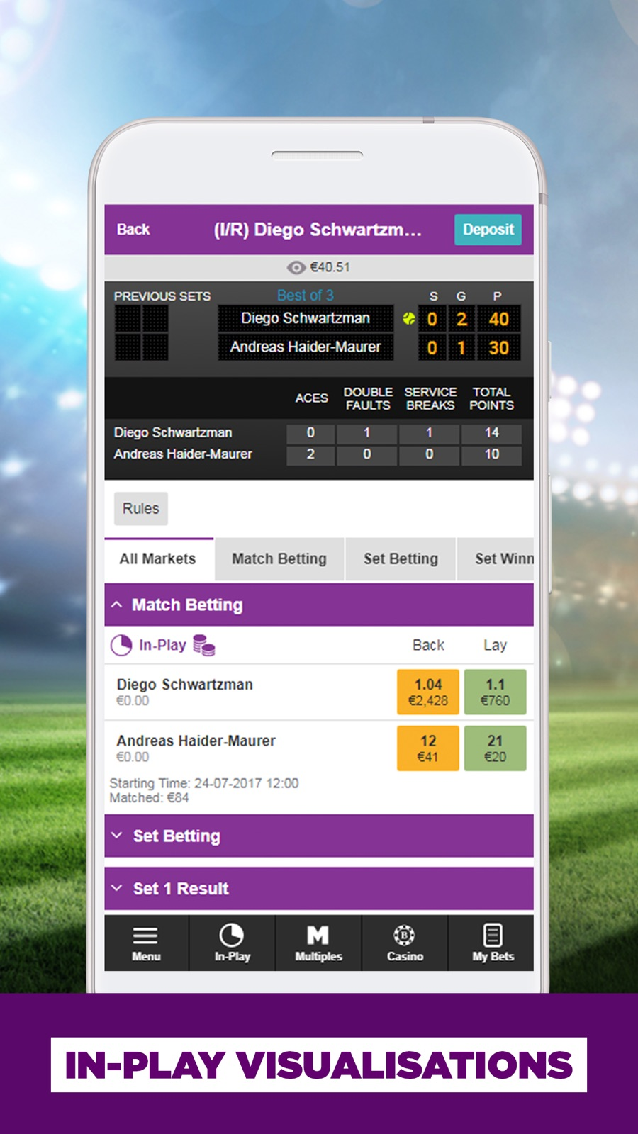 Betdaq-android