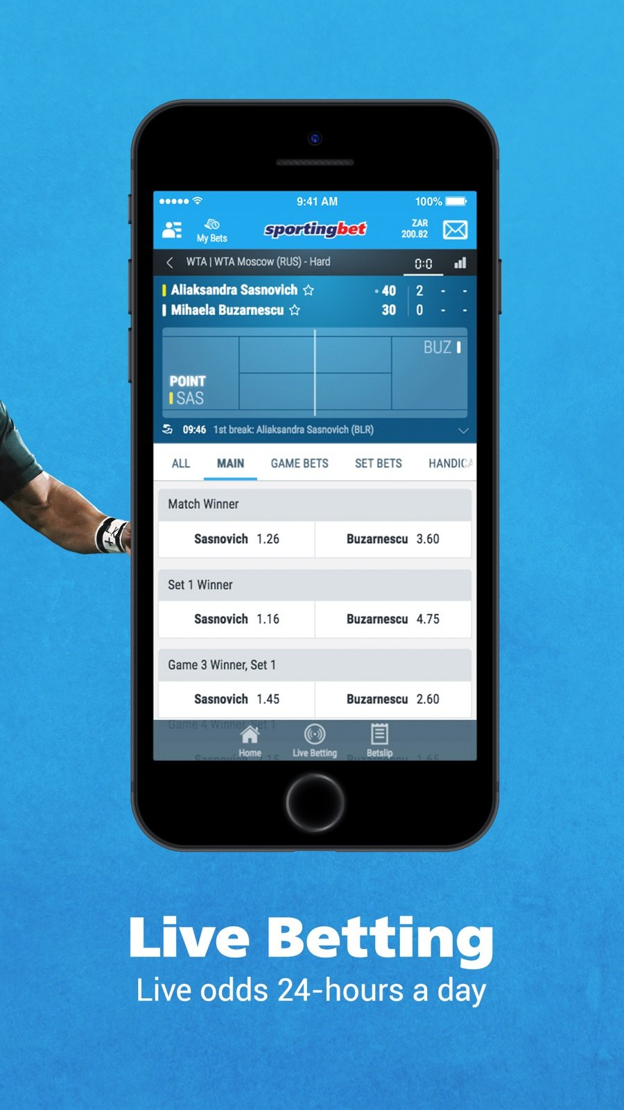 Sportingbet-android