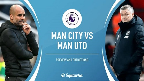 Man United to win Man City