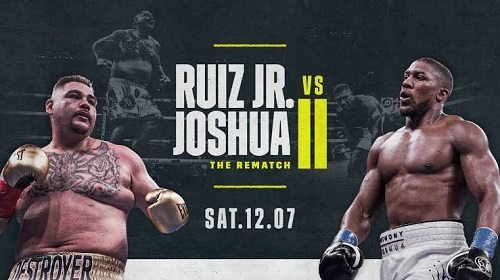Andy Ruiz to beat Anthony Joshua